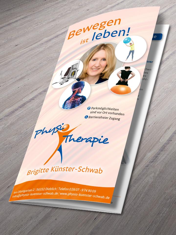 Flyer, Broschüren & Faltkarten